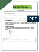 Rubrica-evaluacion Final Metinv 2018 1