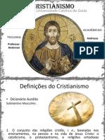 Apresentação Cristianismo