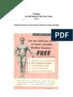 Charles Atlas Español