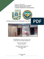 Plan Del Proceso de Enfermeria Como Metodología en Visita Domiciliaria
