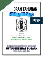 Laporan Tahunan Survailans 2016 (Autosaved) - Copy