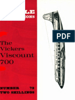 [Aircraft Profile 072] - Vicker Viscount 700