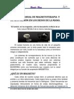 1.a.mnual de Acupresión y Magnetoterapia -ring Inlcuye Dedo Pulgar