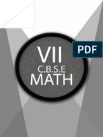 7th Math Workbook