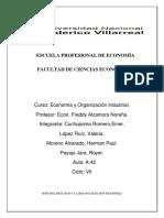 Organizaciones de Empresa