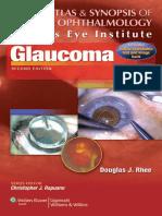 Wills - Glaucoma