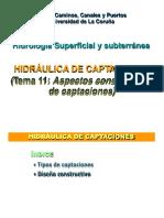 Tema 11 Aspectos Constructivos Captaciones (1)