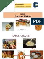 Fruta en Almibar Final