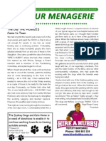 SDCH Newsletter Spring 2010