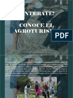 Armando Nerio Guedez Rodríguez - ¡Entérate!, Conoce El Agroturismo