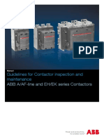 ABB-Guidelines for contactor maintenance.pdf