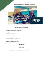 Colegio de Bachillerato 27 de Febrero