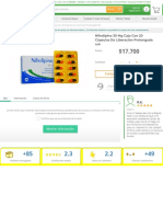 Comprar Nifedipino 30 mg Con 20 Cápsulas. En Farmalisto Colombia..pdf