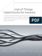 Internet of Things - Opportunity for Insurers