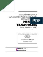 Informe Auditoria Yanacocha