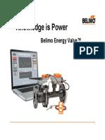 Energy Overview Energy Valve