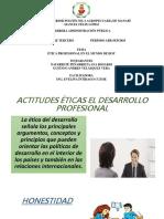 Diapositiva de Ética