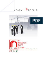 Company Profile MBU