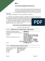 Emucryl D Dispersante