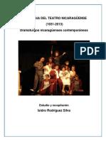 Antología del teatro nicaragüense