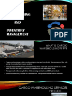 Air Cargo warehousing and Inventory management.pptx