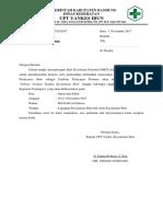 Surat Pemberitahuan Acara HKN