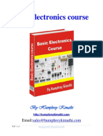 Basic Electronics Course Humphrey Kimathi