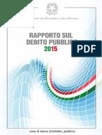Rapporto_sul_Debito_Pubblico_2015 MEF.pdf