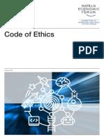 WEF Code of Ethics