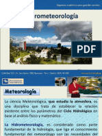 03 Hidrometeorologia 2014-I