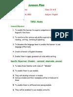 Lesson PlanClass 9th.doc