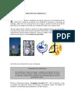 32 Principio de Torricelli