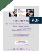 20130222 ACI the New Model Code Feb 2013