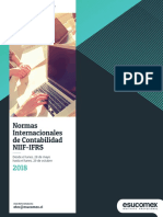 Diplomado Niif Ifrs 2018