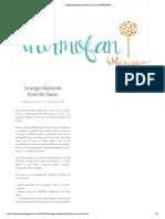 Orange Blossom Brioche Buns _ THERMOFAN
