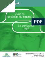 Cancer de Higado Guia Para Pacientes