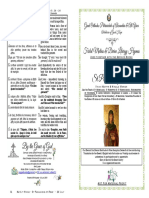 2018 - 26 July -Mat-lit- St Paraskevi of Rome