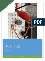 AC Circuits, 1st Edition - Davis, 2017