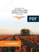 Blueprint for Australian Agriculture Summary - LR