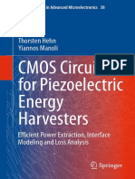 CMOS Circuits for Piezoelectric Energy Harvest Ers