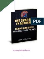 FX Renko Bar System