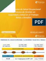 Pso a Sgsst Retos y Desafios II Congreso Int 2015