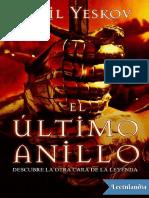 El Anillo Ultimo  - Kirl Yekov
