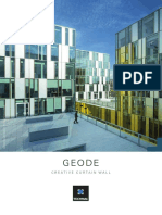 Curtain Wall System From Technal _ Geode-brochure-