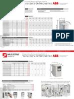 Variateurs de Frequence ABB ACS355 V2013 2