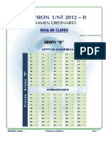 Claves Grupo d Ord 2012