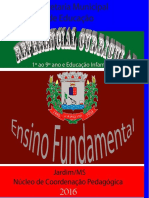 Referencial Curricular Reme 2016 - 1 Ao 9 Ano - Oficial