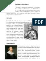Historia de La Sociología Jurídica (1)