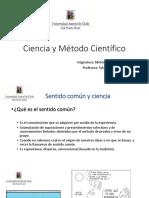 Ciencia y Método Científico_clase 1