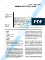 NBR 05626 - 1998 - Instação Predial de Água Fria.pdf